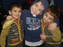 Eitz Chaim Winter Break Camp